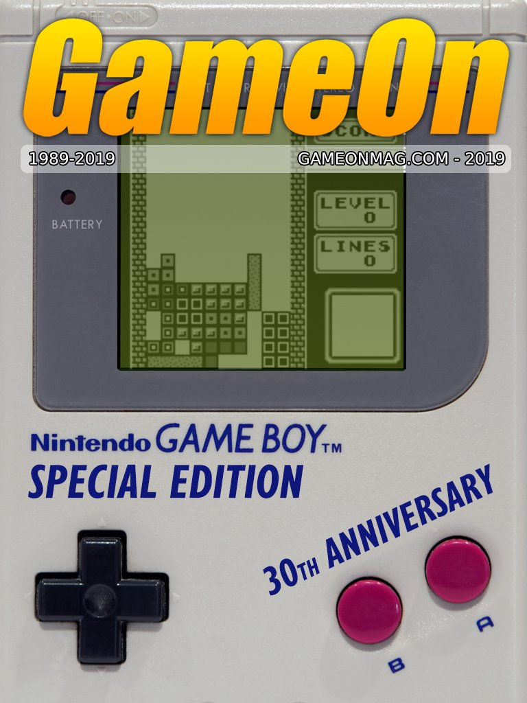 Game Boy Special Edition Magazine